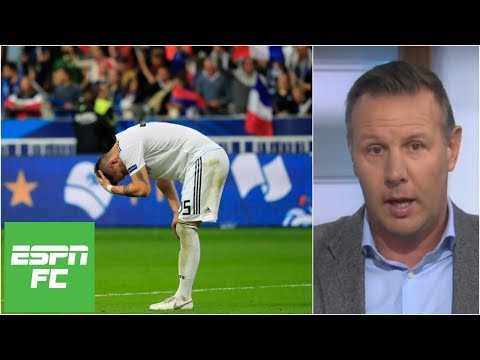 France vs Germany reaction: World Cup winners add to German misery   UEFA Nations League