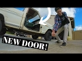 1971 F100 Door Replacement!