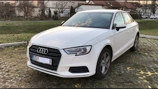 Audi A3 Sedan 2018 review & quick test drive in 4K
