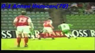 QWC 1998 Slovenia vs. Denmark 0-2 (01.09.1996)