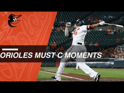 Must C: Top moments from the Orioles' 2017 season