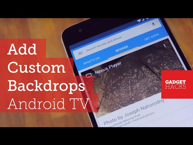 Customize the Screensaver on Your Android TV Device [How-To]