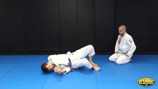 Ostap Manastyrski - Guard Retention 101: Defending the Knee Cut Pass Part 3 (OpenMat MMA)