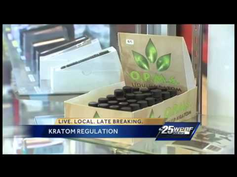 Controversy surrounds herb called kratom