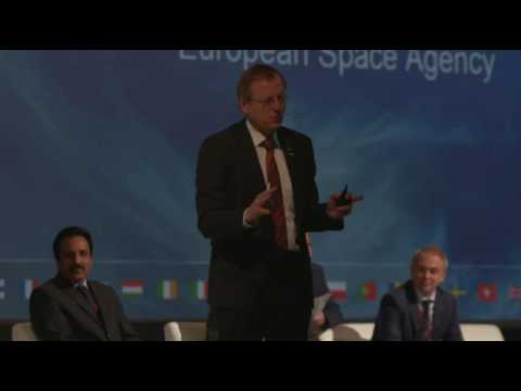 Space and Climate Plenary at the 67th International Astronautical Congress