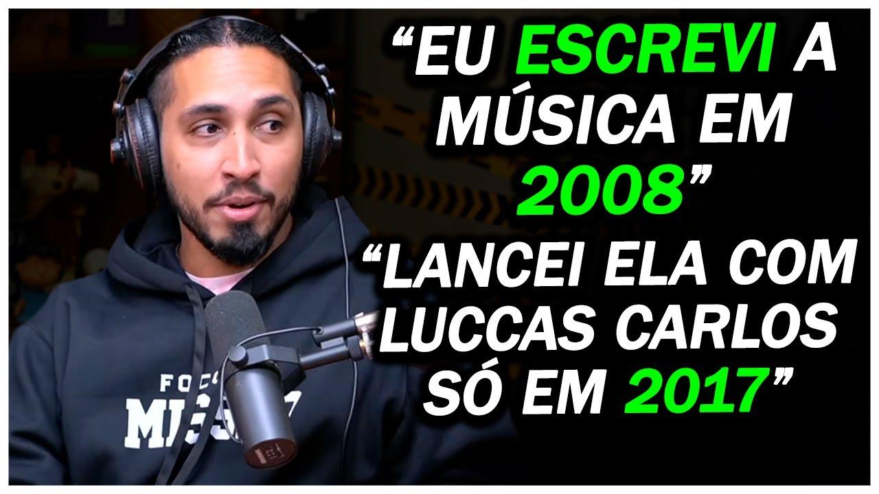 "Download SUCESSO DA MÚSICA ""BILHETE"" RASHID   Cortes do Podpah #115"