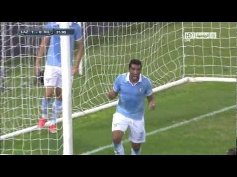 Andre Dias (Lazio 3 - 2 Milan)