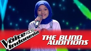 rachel the show i the blind auditions i the voice kids indonesia globaltv 2016