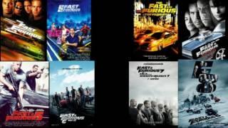 รวมเพลง Fast & Furious 1-8