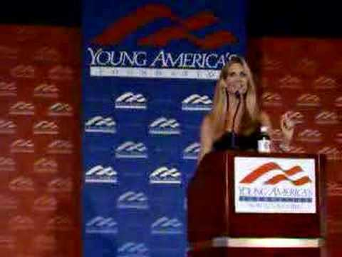 Ann Coulter at Young America's Foundation Conference
