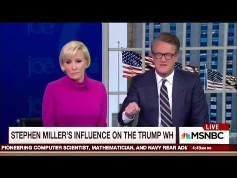 Morning Joe Mauls Miller on Sunday Shows: 'Horrendous,' Makes Susan Rice on Benghazi 'Look Smooth'