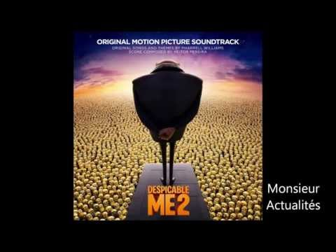 "Despicable Me 2- minions song ""I swear"""