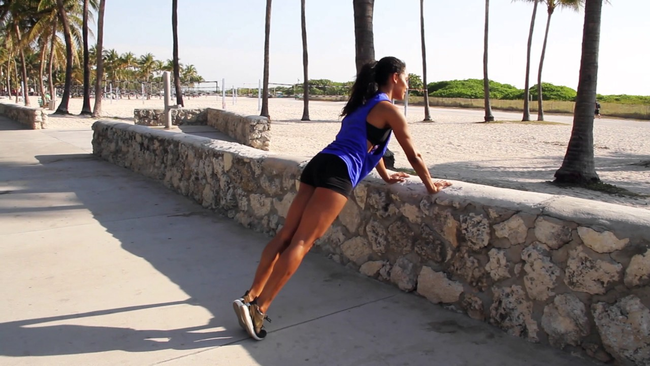 Miami Sports & Wellness Month With Taylor Walker Fit