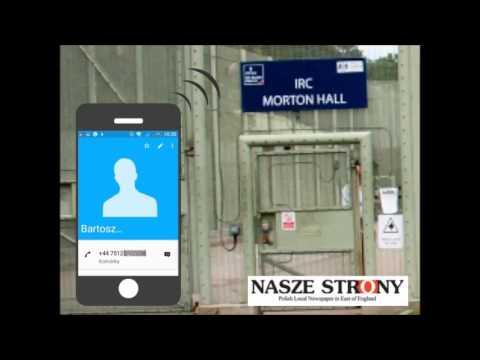 IRC Morton Hall -  historia Bartosza Szymanowskiego