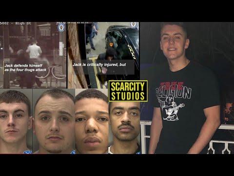 Four Jailed For Murder Of Jack Donoghue In Solihull (cctv/bodycam) #streetnews