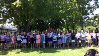 Central Avenue 5th Grade Graduation Song