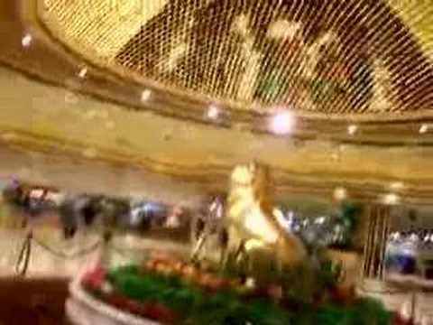 MGM Grand Casino Hotel in Vegas