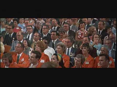 Nixon speech at 1968 Republican National Convention