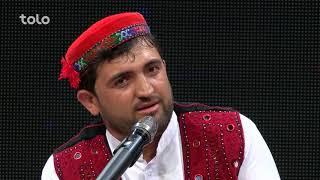 زیر چتر عید - صحنه های جالب - صحبت ها با گروه شغنان از بدخشان