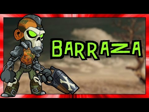 BARRAZA - SO UNDERRATED! 1v1s + FFA Games! • Brawlhalla Gameplay