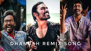Dhanush movie remix song status 🔥✌(tamil)... G-N editz..