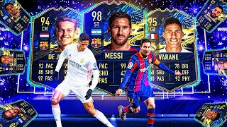 FIFA 21 La Liga Team of the Season Pack Opening!