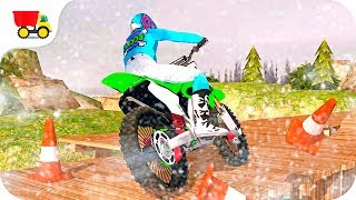 Bike Racing Games - Bike Stunt Racing - Offroad Tricks Master 2018 #2 - Gameplay Android free games