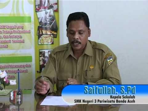 Profil Smkn 3 Banda Aceh Youtube
