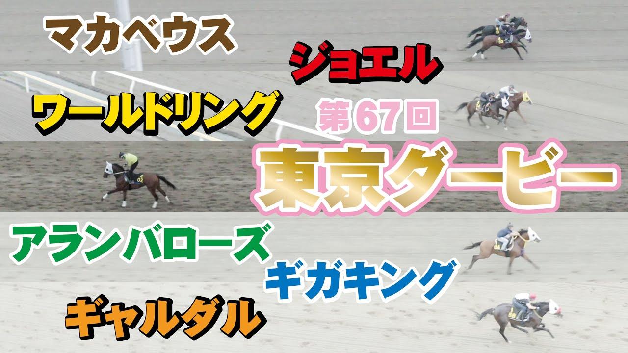 【船橋競馬】第67回 東京ダービー最終追い切り【ドローン】
