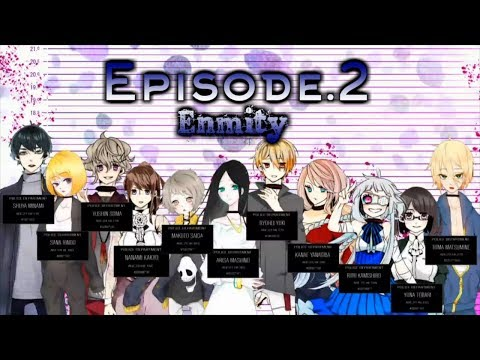 "Voice Drama【人狼GAME.Ⅱ -Revenge-】 -Episode.2- ""Enmity"""