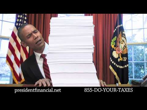 The Simple Tax Act President Financial Outro
