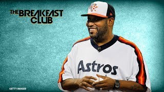 Bun B Calls In To Give An Update From Houston
