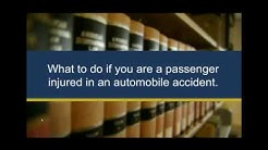 Injury Claims Involving Passengers in Car Accidents