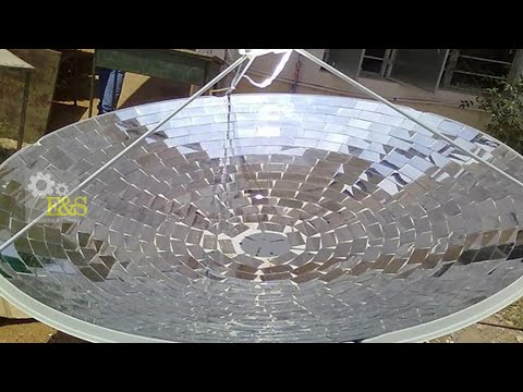 Solar Steam Generator (Mechanical Engineering Project )