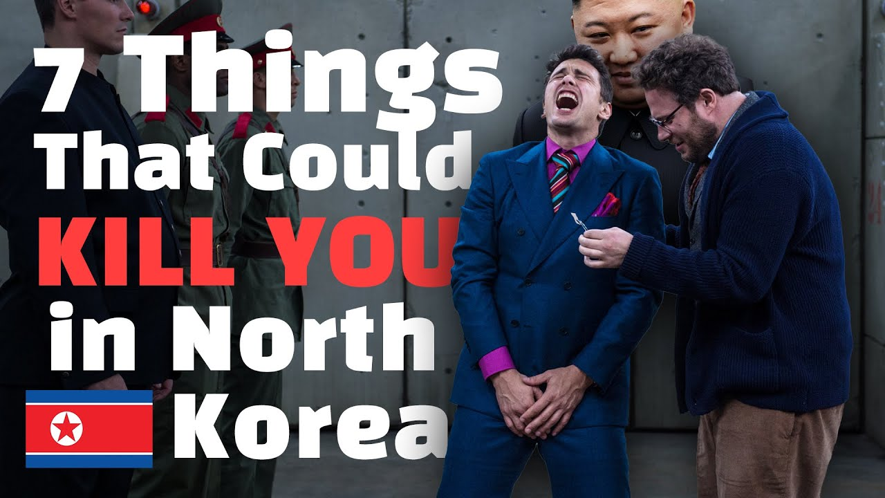 Top 7 Shocking Things That Could Kill You in North Korea