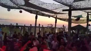 Ten Walls dropping Italo ,  Requiem and Walking with Elephants at Kudos Beach Club 5AM Backstage