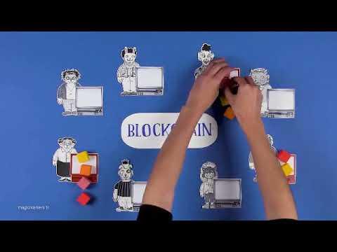 Explicación del Blockchain