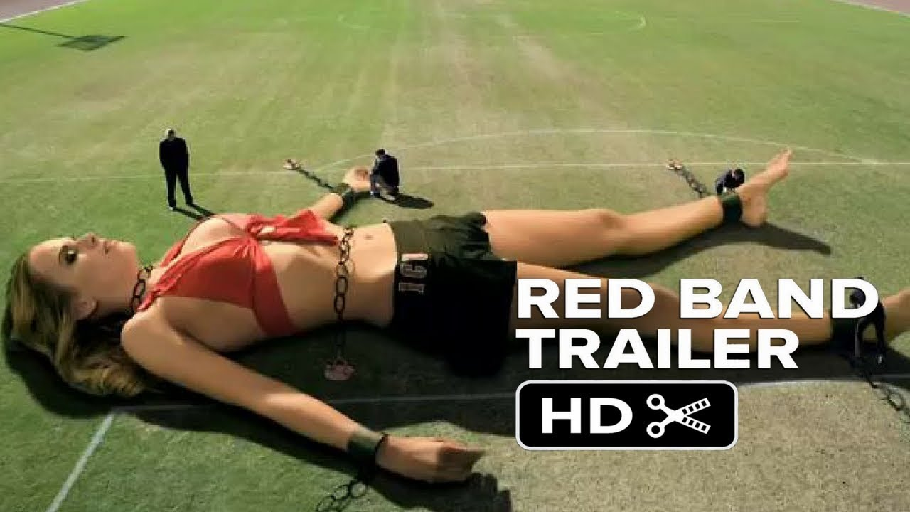 ATTACK OF THE 50 FOOT CHEERLEADER (2012) Official Red Band Trailer