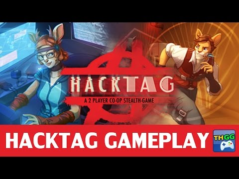 Hacktag Beta - Tutorial Gameplay | ThaiGameGuide |
