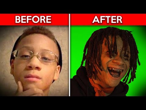 Rappers That FAKED Being From The Hood Trippie Redd 6ix9ine J Cole & MORE