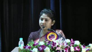 Smitha Sabarwal IAS Officer Excellent Speech at RCI on Women