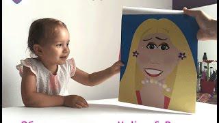 Развивающая игрушка аппликация для детей Melissa&Doug