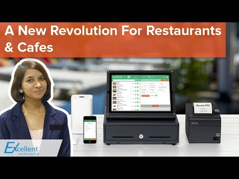 A new revolution for the restaurants and cafes