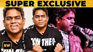 """Appa asked to Sing like Michael Jackson"" - Untold Stories with Yuvan"