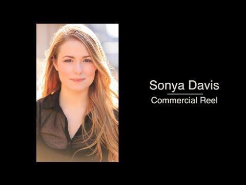 Sonya Davis Commercial Acting Reel