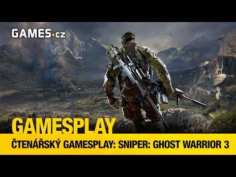 Čtenářský GamesPlay: Sniper: Ghost Warrior 3
