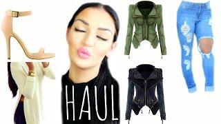 FashionNova & Lookbook Store HAUL deutsch