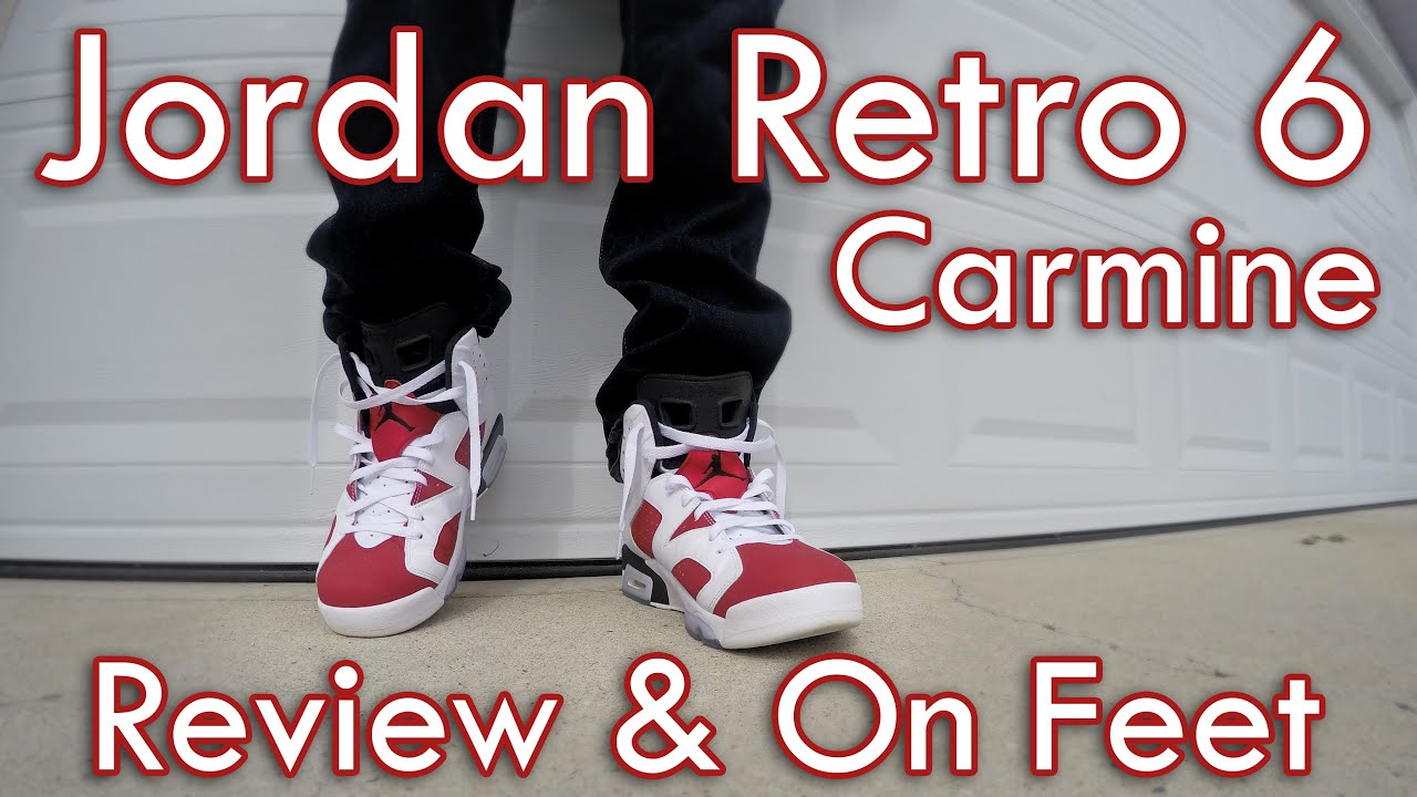 separation shoes 64507 cee0a Jordan Retro 6