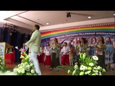 El Shaddai Doha Qatar Chapter - Joyful Song