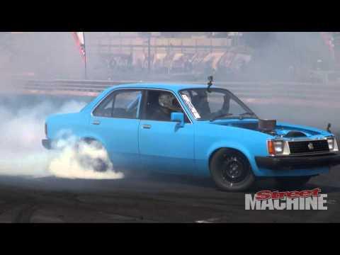Blue Gemini at Melbourne Autofest